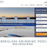 Fibreglass pools news