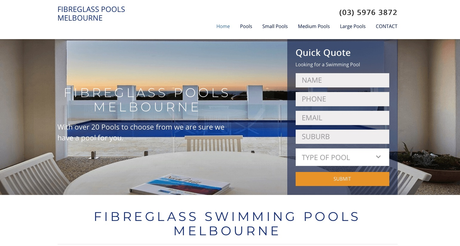 Fibreglass Swimming Pool News